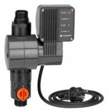 Gardena elektromos nyomáskapcsoló szárazüzem elleni védelemmel