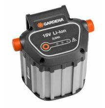 Gardena cserélhető Li-ion akkumulátor BLi-18