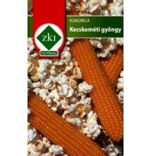 Kecskeméti gyöngy pattogatni való kukorica
