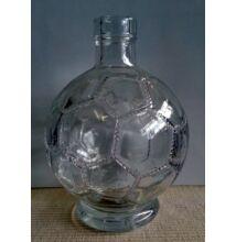 Díszüveg focilabda 500 ml