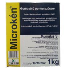 Microkén / Kumulus S 1 kg