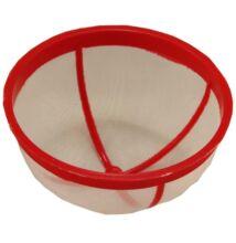 Beöntöszűrő félgömb alakú