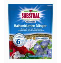 Substral Osmocote hosszú hatású virágtrágya balkonnövényekhez 750 g