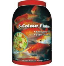 Lebegő haleledel Flakes 5 színű 1500 ml