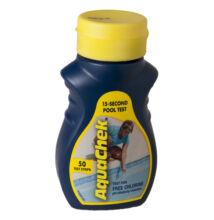AquaChek vízelemző lapok