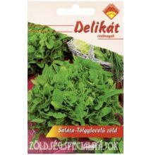 Tölgylevelű zöld saláta
