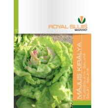 Május királya saláta