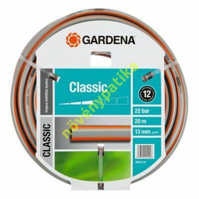 "Gardena Classic tömlő 1/2"" 20 m"