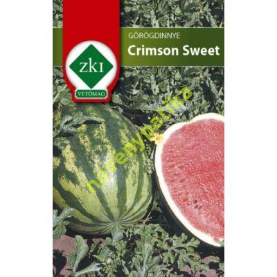 Crimson sweet görögdinnye