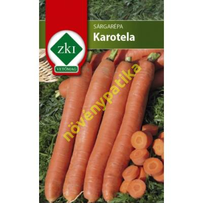 Karotela sárgarépa