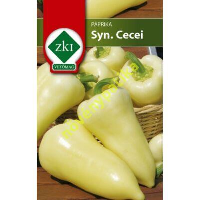 Syntetikus Cecei Paprika