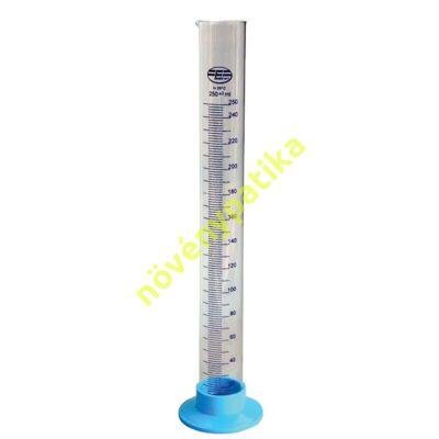 Mérőhenger üveg 250 ml osztásos