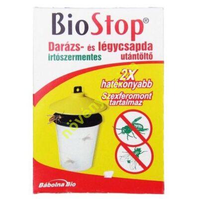 BioStop darázs és légycsapda csalétek utántöltő