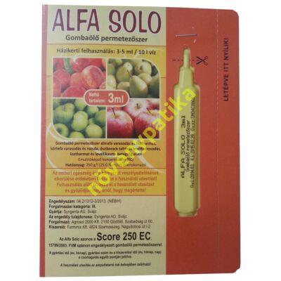 Alfa Solo 3 ml