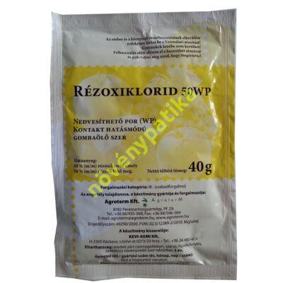Rézoxiklorid 40 g