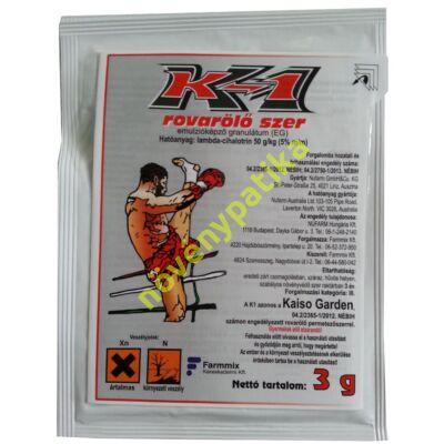 K-1 rovarölő szer 3 g