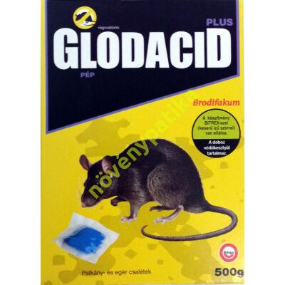 Glodacid Plus rágcsálóirtó pép (egér, patkány) 500 g