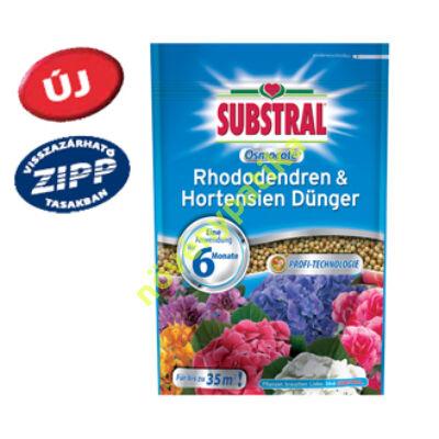 Substral Osmocote hosszú hatású trágya rododendron, hortenzia és erikafélék számára