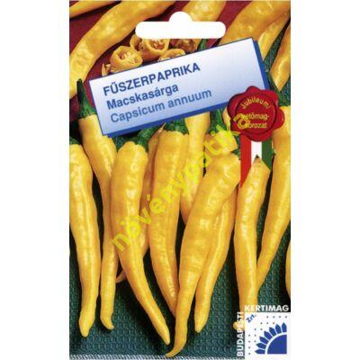 Macska sárga paprika
