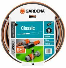 """Gardena Classic tömlő 1/2"""" 20 m rendszerelemekkel"""