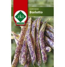 Borlotto futó bab