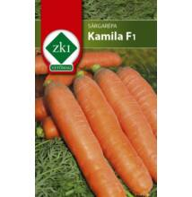Kamila F1 sárgarépa