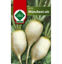 Müncheni sör retek