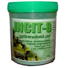 Incit-8 gyökereztető hormon por 50 g