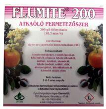 Flumite 200 atkaölőszer 5x5 ml