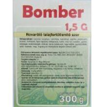 Bomber 1,5 G talajfertőtlenítő szer 300 g