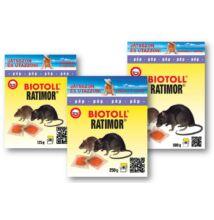 Biotoll rágcsálóirtó pép 250g (egér, patkány)