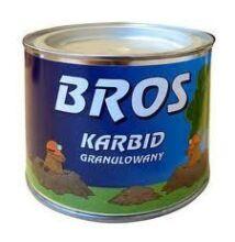 BROS karbid granulátum (vakondok ellen is)