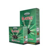 Ratex rágcsálóirtó granulátum 400g (egér, patkány)