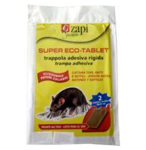 Ragasztós kártevőcsapda Zapi (egér, patkány) 2 db