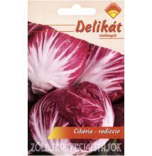 Radiccio piros cikória saláta