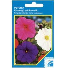 Petúnia kis virágú színkeverék