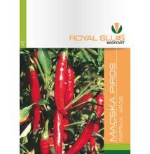 Macska piros paprika