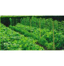 Növénytartó háló (uborkaháló) 1,2 m x 50 m