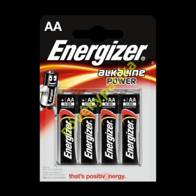 Energizer ceruzaelem AA (4 db)