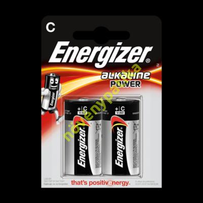 Energizer bébi elem C (2 db)