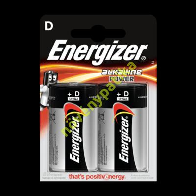 Energizer Góliát elem D (2 db)