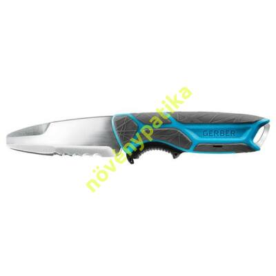 CROSSRIVER Combo kés, tokkal, kék