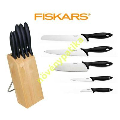 Fiskars KitchenSmart Késblokk 5 késsel
