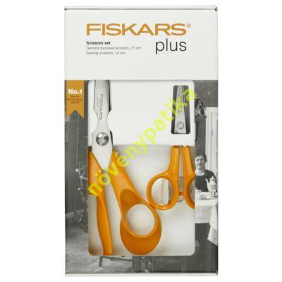 Fiskars CLASSIC általános + varóolló készlet