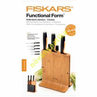 Fiskars Functional Form Késblokk 5 késsel