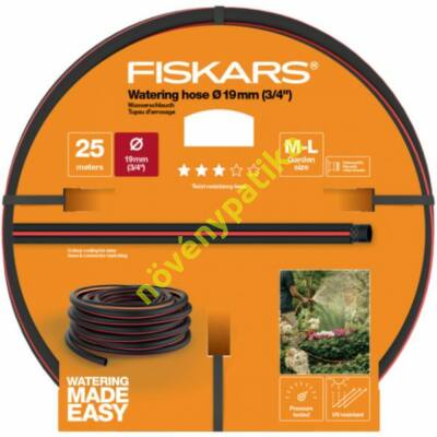 """Fiskars Solid öntözőtömlő 3/4"""", 25 m"""