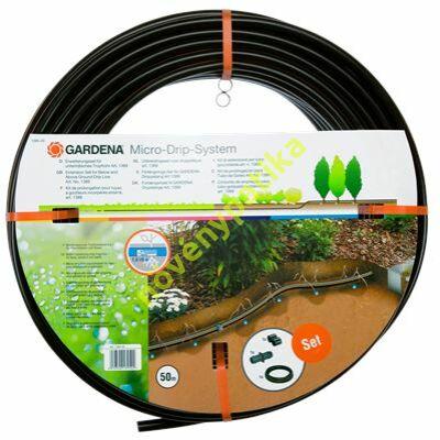Gardena föld alatti csepegtetőcső 13,7 mm