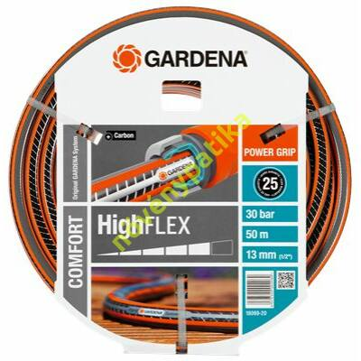 Gardena Comfort HighFLEX tömlő 1/2