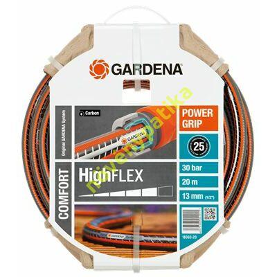"Gardena Comfort HighFLEX tömlő 1/2"" 20 m"
