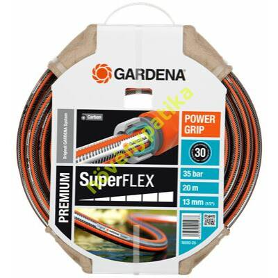 Gardena Premium SuperFLEX tömlő 1/2